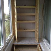 Фото работ - престиж балкон.